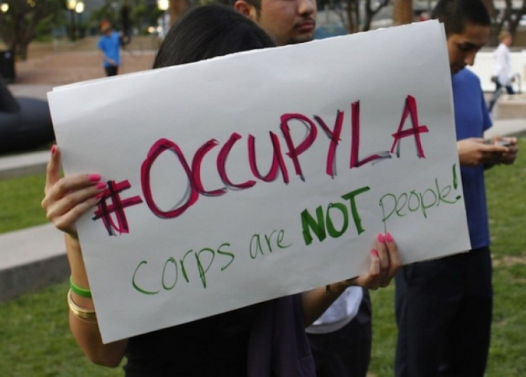 Photo via OccupyLA on Flikr